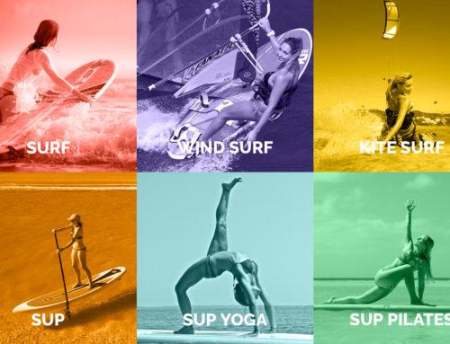 Kau Kau Club – Corsi KiteSurf, Windsurf, Surf, Sup