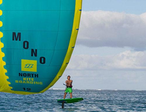 Il kitesurf con l'hydrofoil, sarà il futuro? Kau Kau Club