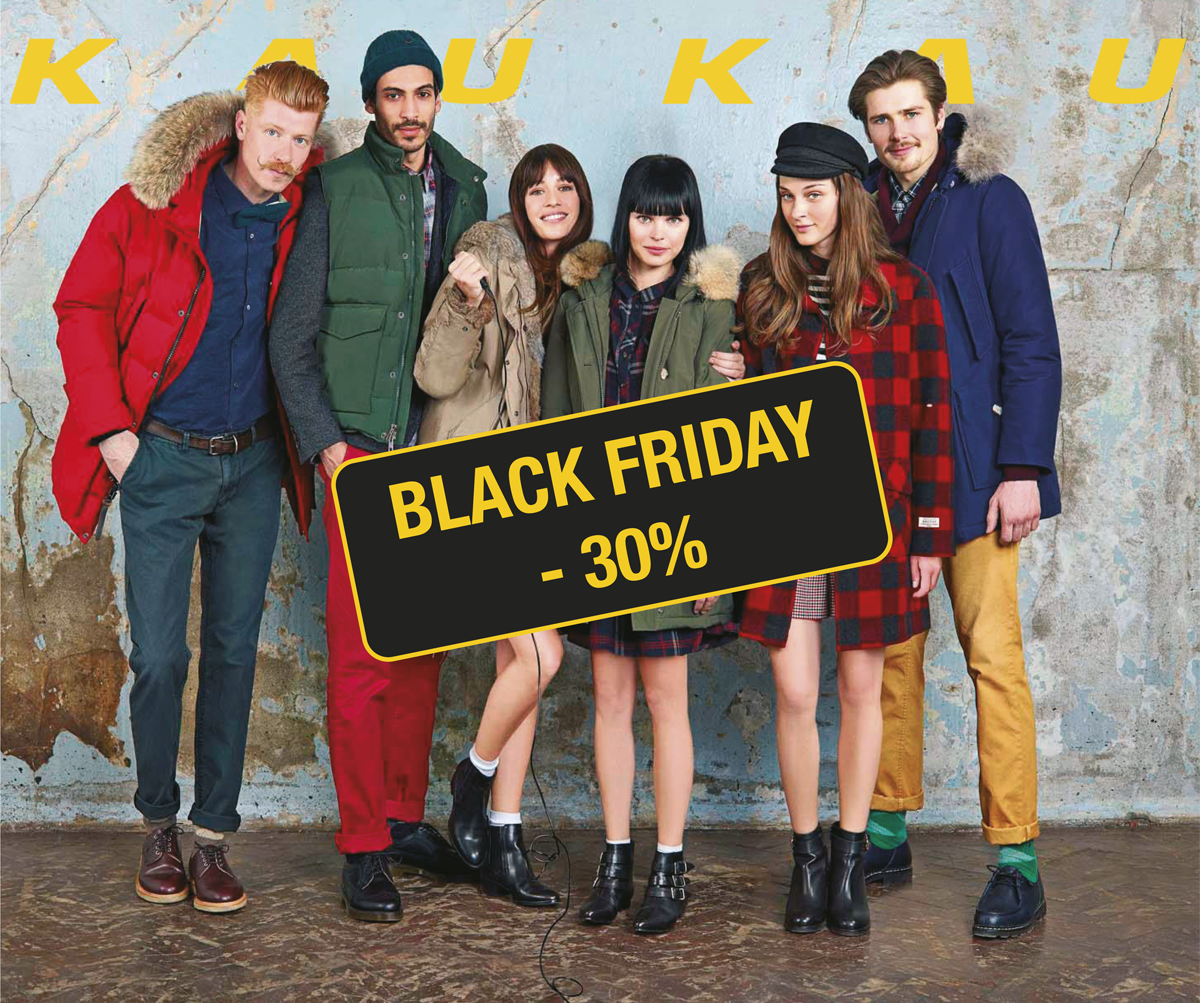 Black Friday kaukau