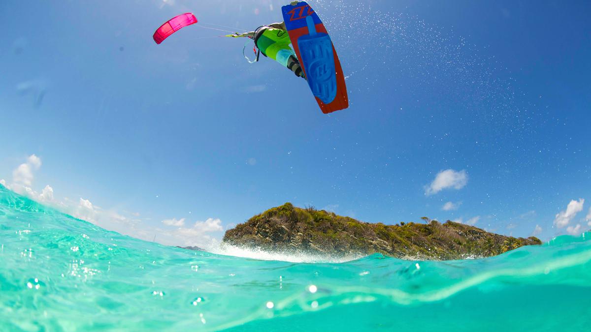 saltare-kitesurf