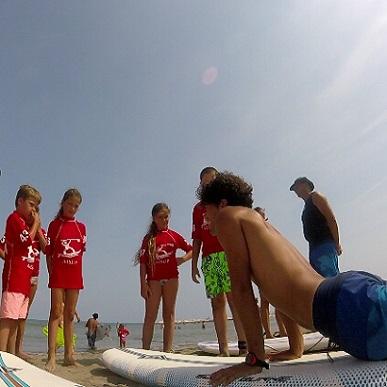 Corso surf primo livello