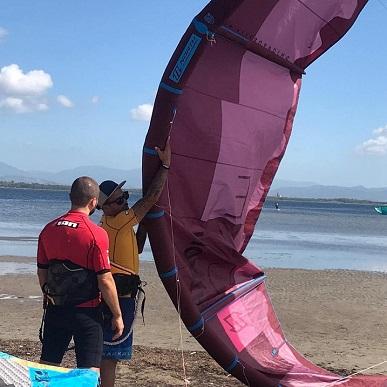Foto corso BASE Kitesurf kaukauclub (5)