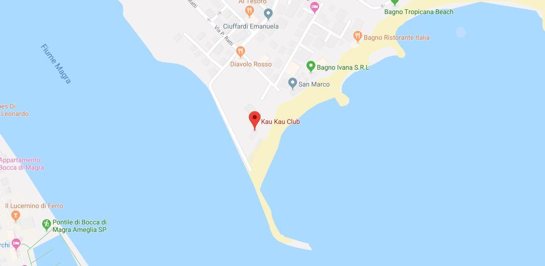 Mappa Kaukau club