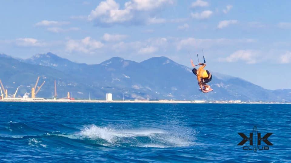aggiornamento lezioni di windsurf luglio