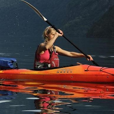 Vendita Lezioni Kayak