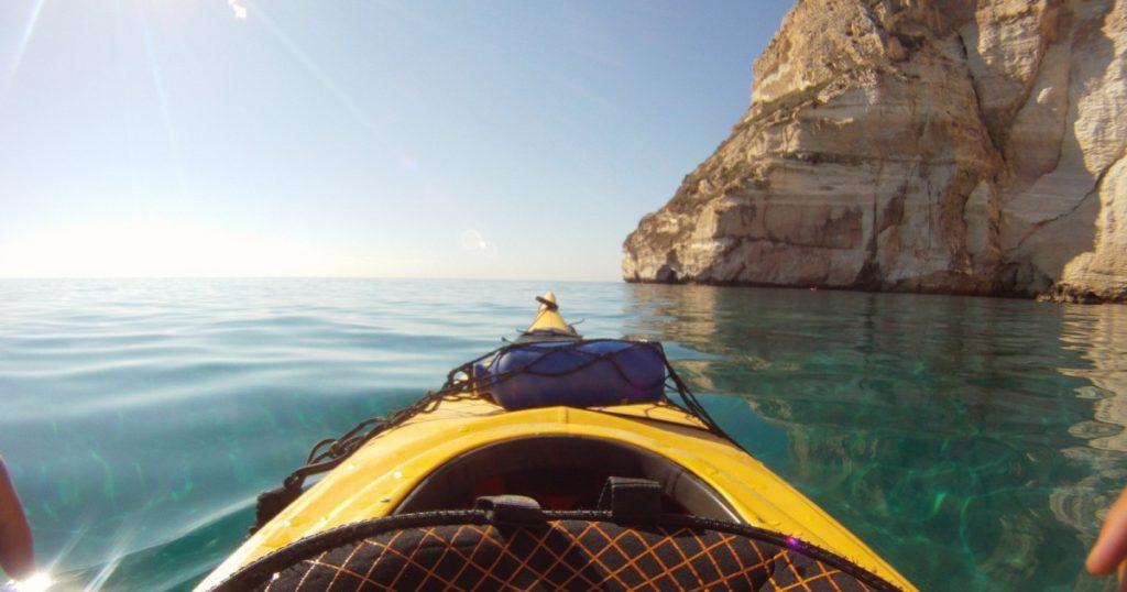 Corso Kayak Liguria